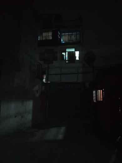 Foto Hasil Kamera Redmi 9 Malam