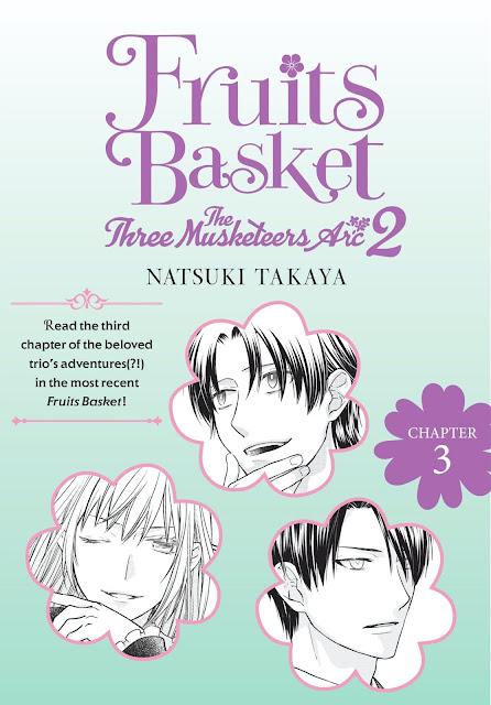 Manga: Fruits Basket: The Three Musketeers Arc lanza su tercer capítulo