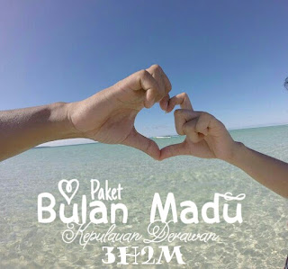 Paket Honeymoon Derawan