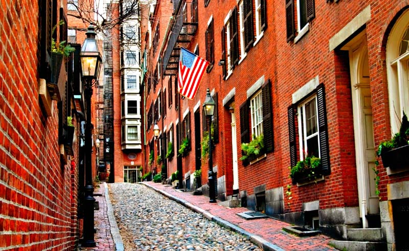 Beautiful Streets in America