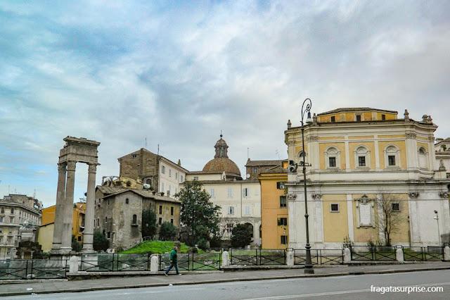 Templo de Apolo Sosiano, Roma