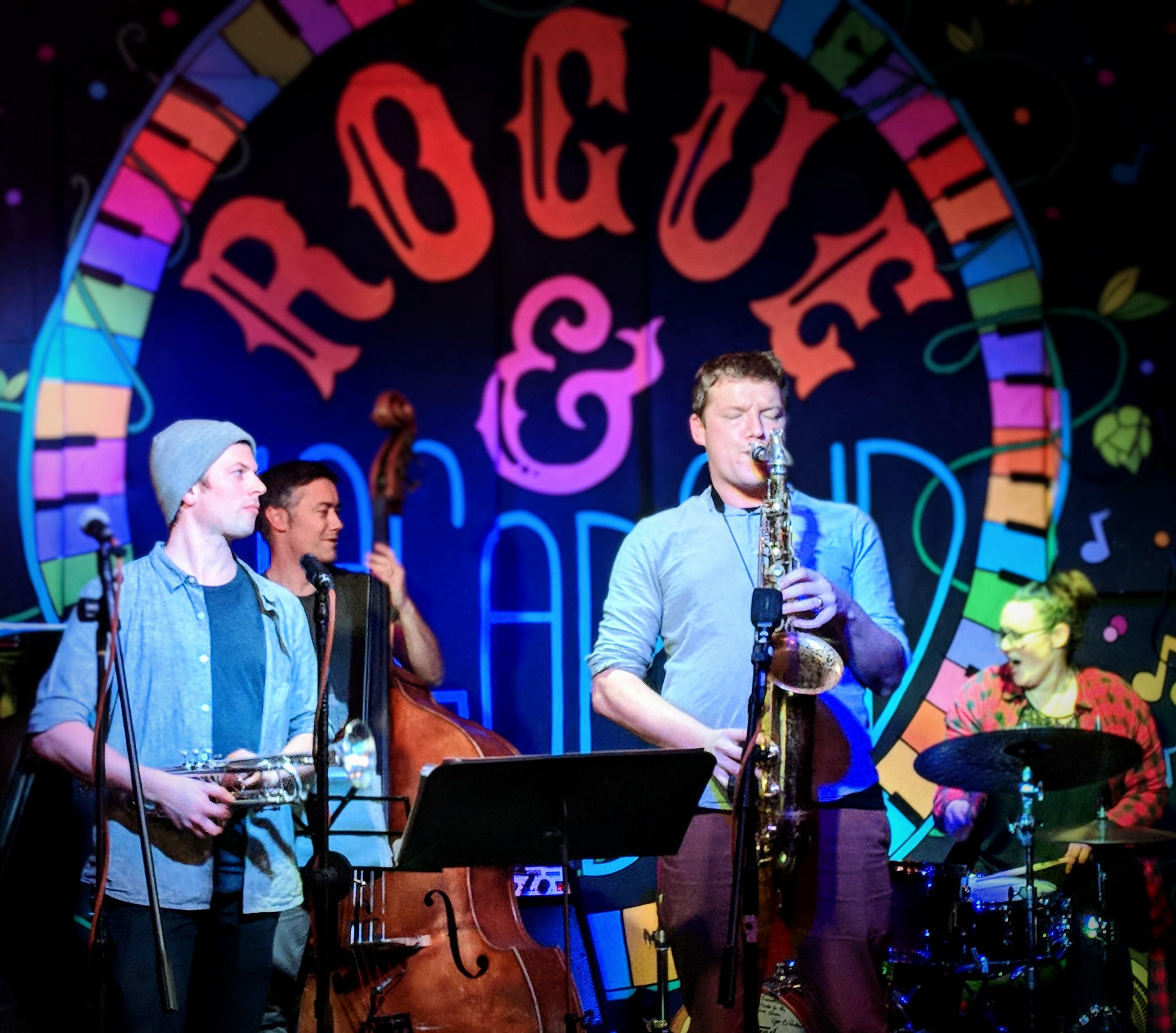 Jazz at Rogue & Vagabond