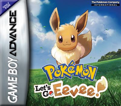 Pokemon Let's Go Eevee GBA ROM Download