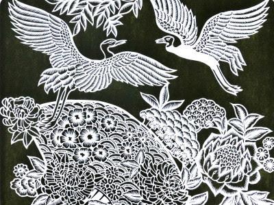 cutteristic paper art