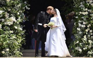 Πέντε πράγματα που θα θυμόμαστε από τον γάμο Χάρι – Μέγκαν