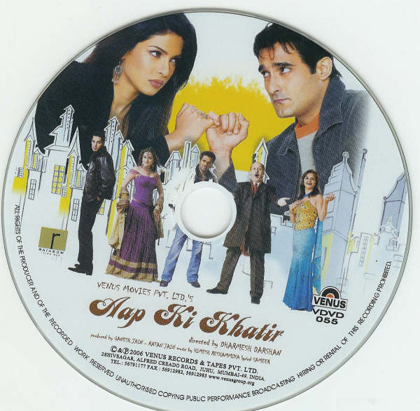 CINE HINDU: Aap Ki Khatir (2006