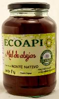 Miel sin Glifosato monte nativo ecoapi ecoapicultores