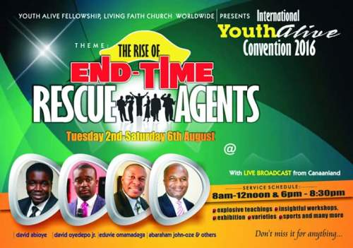 Watch Live Winners Youth Alive Convention 2016 Flatimes