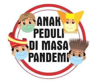 logo anak peduli pandemi