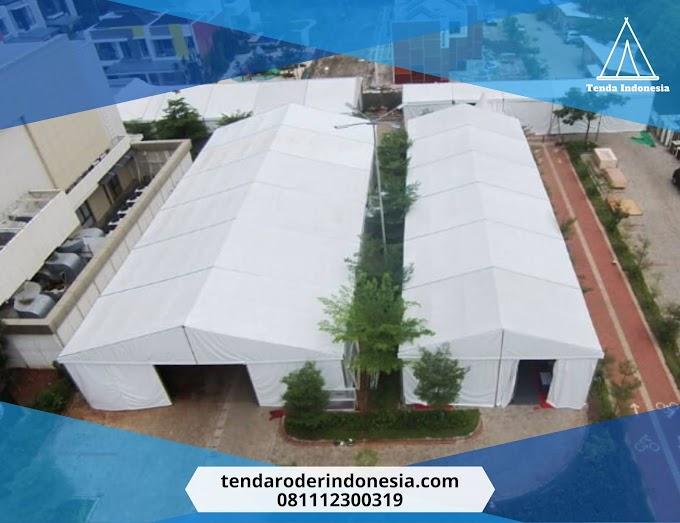 Harga Sewa Jual Tenda Roder VIP Tangerang 081112300319