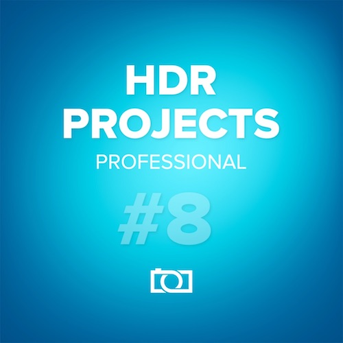 HDR projects 8 professional