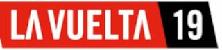 Logo La Vuelta 2019
