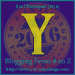 Y is for You. AtoZ Challenge 2016
