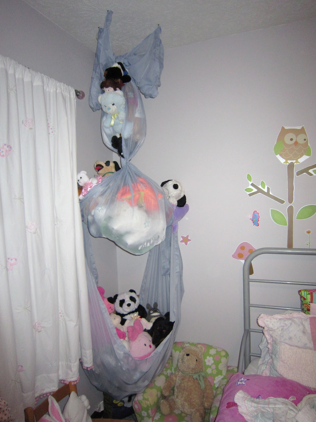 Mcgalver How To Make Your Own Stuffed Animal Hammock