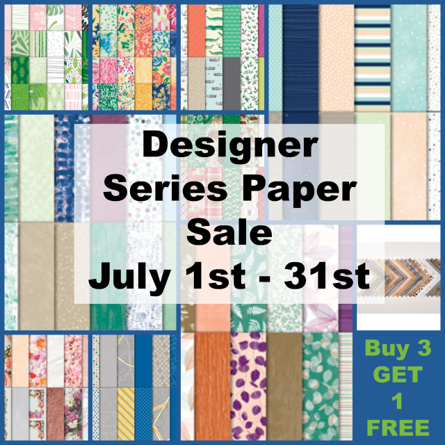 Sale, Designer Series Paper, Promotion,