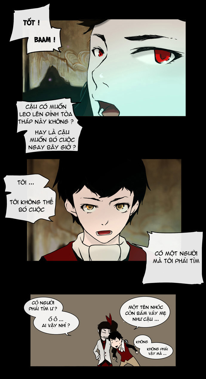 Tower of God chapter 2 trang 35