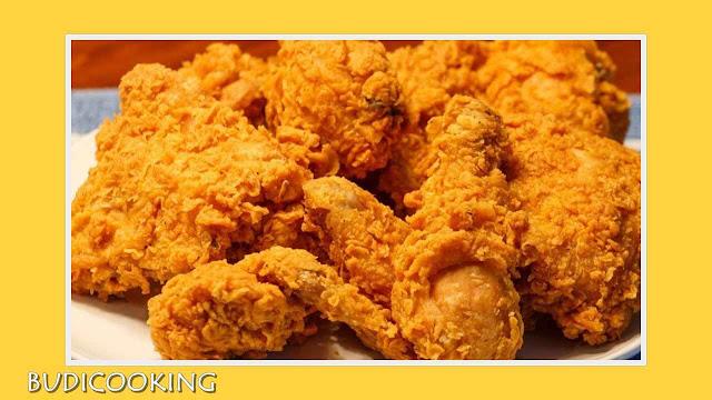 Resep Ayam Goreng KFC dan Cara Pembuatan