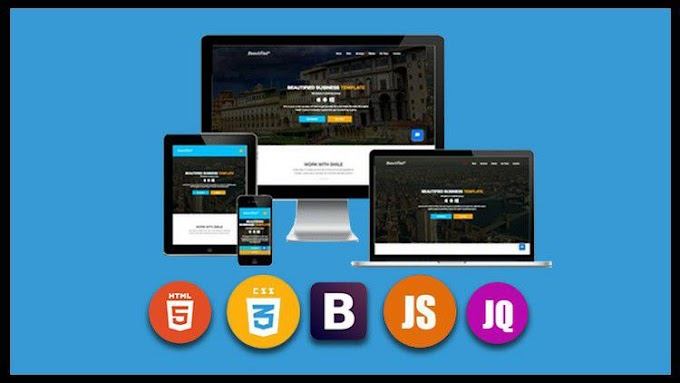 Build a new and modern looking Responsive websites [Free Online Course] - TechCracked