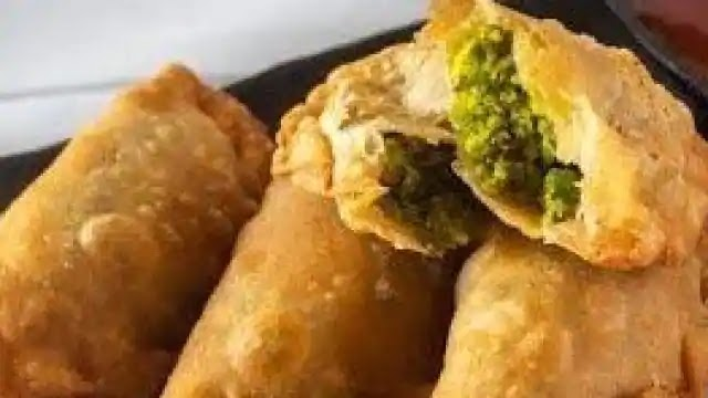 How to make Matar Gujiya recipe