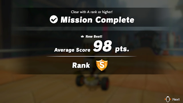 Ring Fit Adventure Fitness Gym Rank S