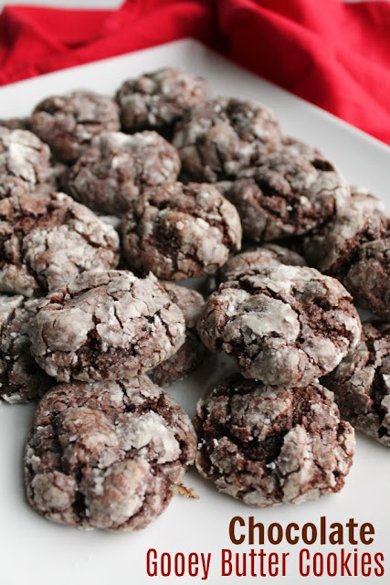 These easy chocolate cookies are full of cream cheese and buttery goodness. Plus they start with a cake mix so they are super easy. Ooey gooey chocolatey goodness is just minutes away!