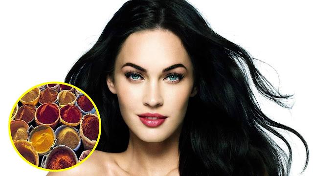 5 ingredientes de la cocina hindú para un cabello fuerte