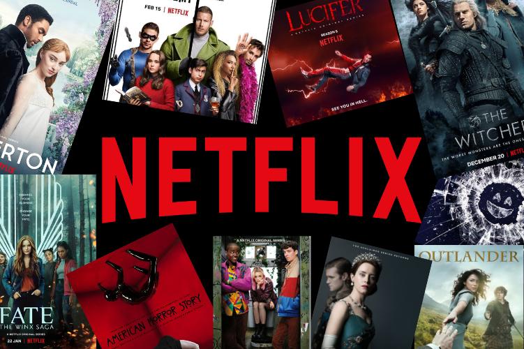 Netflix : mes 10 séries préférées - Agathe Diary