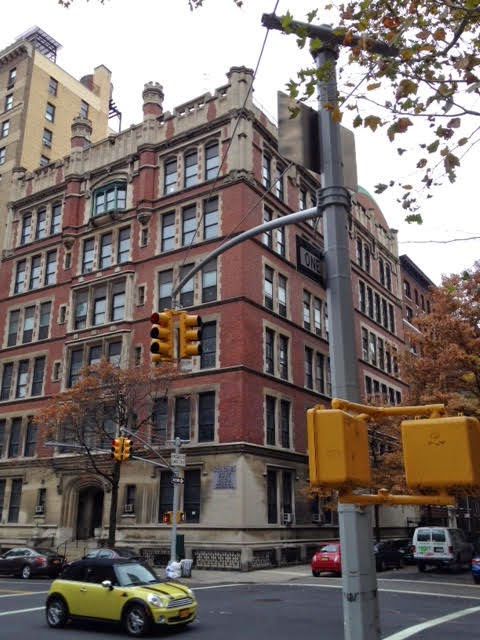 Upper West Side School to Residential Conversion