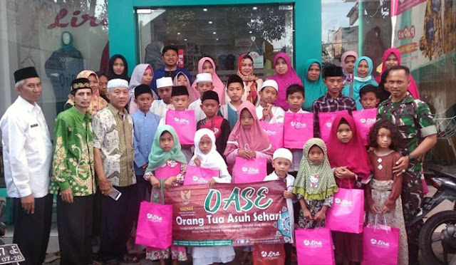Program OASE Baznas Lumajang