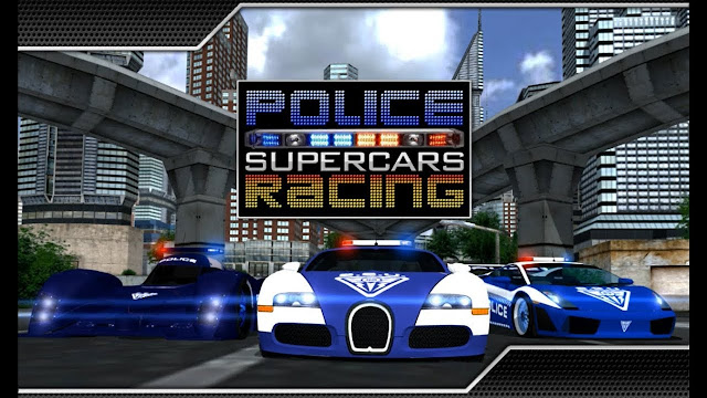 لعبة مطاردة رجال الشرطة