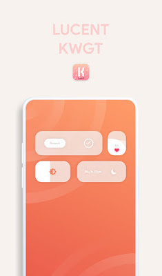 LUCENT KWGT APK FOR ANDROID