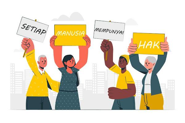 Hak Asasi Manusia : Pengertian, Macam, dan Jenisnya