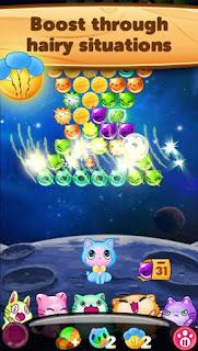 Free Download Kitty Pawp: Bubble shooter 2016 terbaru