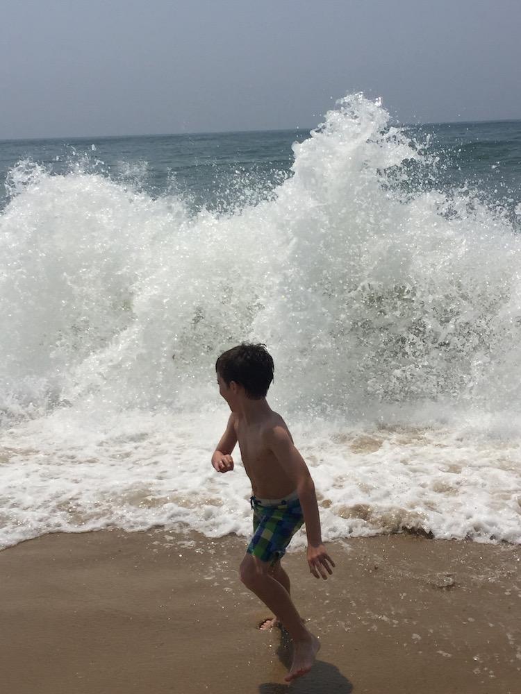 little boys bathing suit