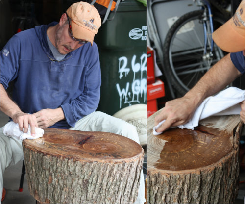 How-to Preserve a Log