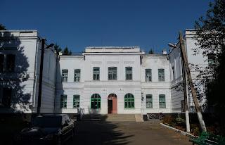 Браїлів. Вінницька обл. Палац фон Мекк