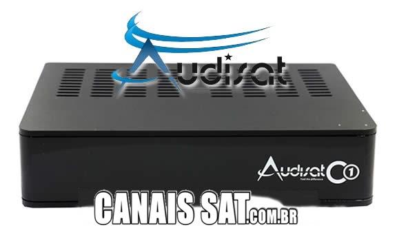 Audisat C1 Nova Atualização V1.2.87 - 28/02/2020