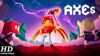 AXES.io (MOD, Free Shopping) APK Download