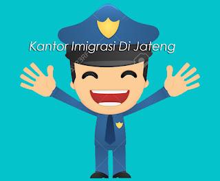 Alamat Kantor Imigrasi Di Jateng