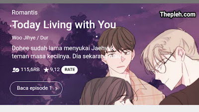 Today Living With You Webtoon