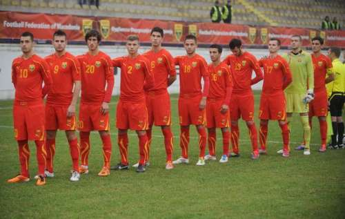 Macedonia U21 learned their opponents for EURO 2015 qualifying