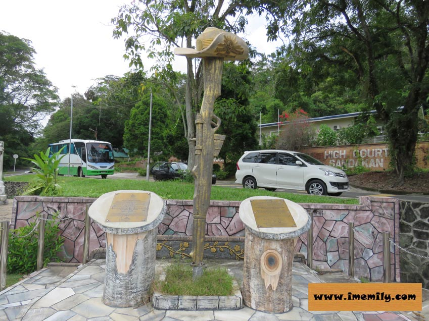Sandakan Heritage Trail: The Monuments