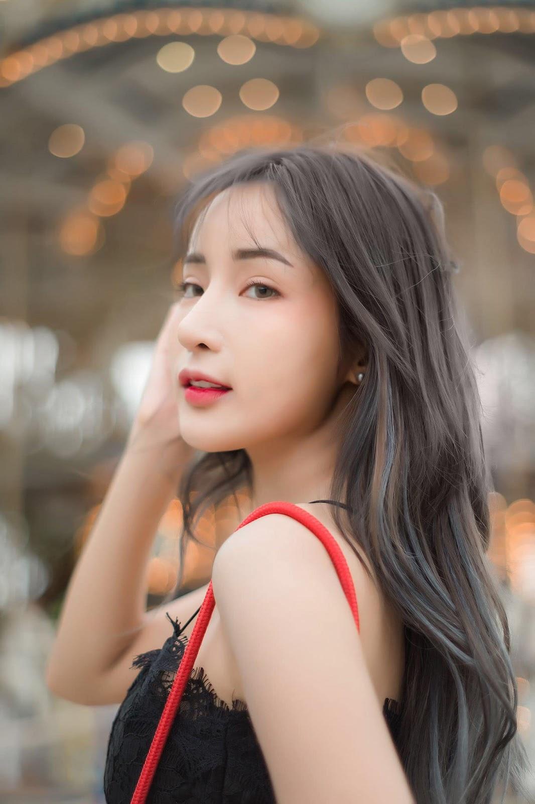 Thailand Hot Girl - Thanyarat Charoenpornkittada - My Memory Childhood Park - TruePic.net - Picture 2