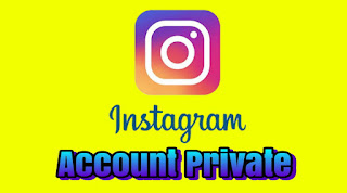 ✓ Cara Membuat akun Instagram Menjadi Private