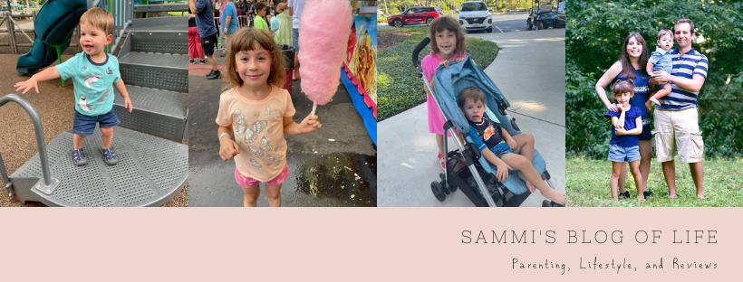 Sammi's Blog of Life