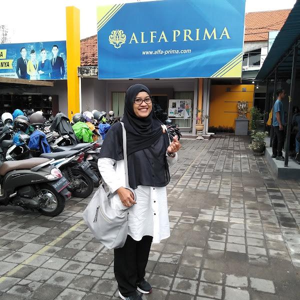 Berbagi Motivasi Untuk Go Creative Go Digital di Campus Alfa Prima Denpasar Bali Bersama Bekraf