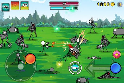 Cartoon Wars Gunner+ 1.1.1 APK Terbaru 2016