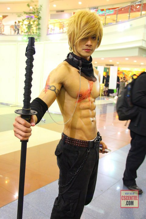 BLUECLOUD'S CONFESSIONS: COSPLAY'S JAYEM SISON