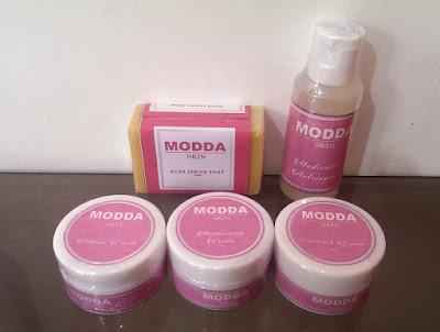 ACNE SET by Modda Skin