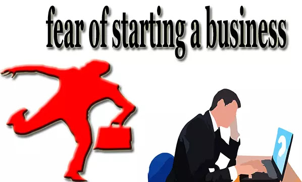 fear of starting a business